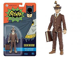 Batman '66 Action Figure - Bookworm