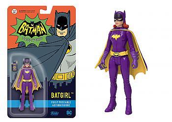 Batman '66 Action Figure - Batgirl