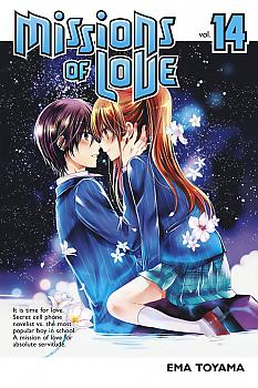 Missions of Love Manga Vol.  14