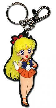 Sailor Moon Key Chain - SD Sailor Venus Die Cut