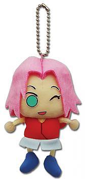 Naruto Shippuden Plush Key Chain - Sakura