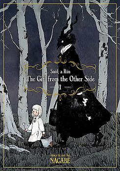 Girl From the Other Side: Siuil, a Run Manga Vol. 1