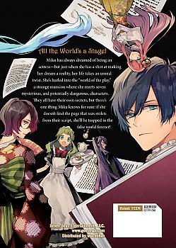 Hatsune Miku: Bad End Night Manga Vol. 1