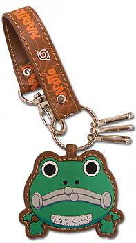 Naruto Key Chain - Frog Purse Leather