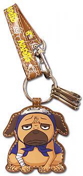 Naruto Key Chain - Pakku Leather