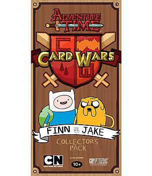 Adventure Time Card Wars: Finn vs Jake Deck