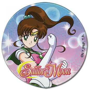 Sailor Moon 2'' Button - Sailor Jupiter