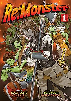 Re:Monster Manga Vol. 1