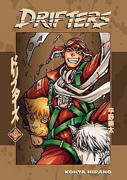 Drifters Manga Vol. 5