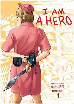 I am a Hero Omnibus Manga Vol. 4