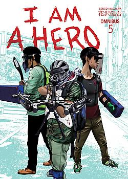 I am a Hero Omnibus Manga Vol. 5