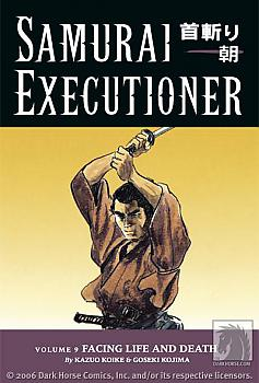 Samurai Executioner Manga Vol. 9