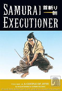 Samurai Executioner Manga Vol. 10
