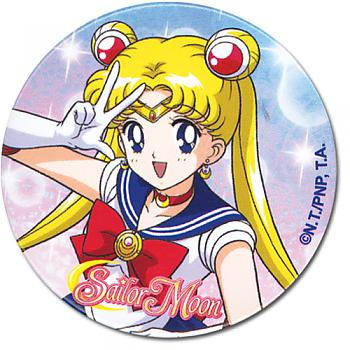 Sailor Moon 2'' Button - Sailor Moon