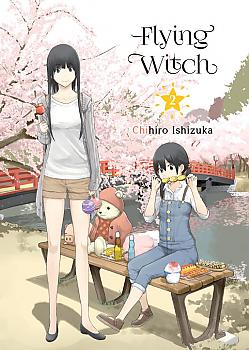 Flying Witch Manga Vol. 2
