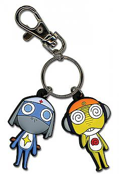 Sgt. Frog Key Chain - Dororo and Kululu