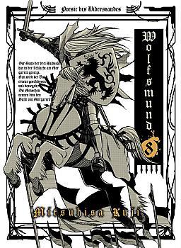 Wolfsmund Manga Vol. 8