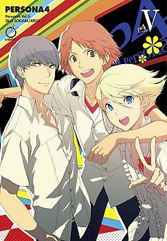 Persona 4 Manga Vol. 5