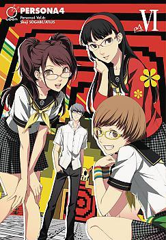 Persona 4 Manga Vol. 6