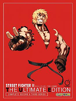 Street Fighter II: Ultimate Edition Manga Vol. 2