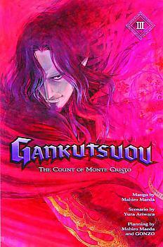 Gankutsuou Manga Vol. 3