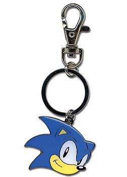 Sonic The Hedgehog Key Chain - Metal Sonic Head
