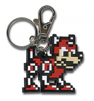 Mega Man 10 Key Chain - Rush 8-Bit
