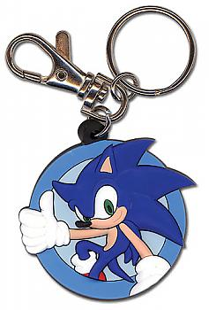 Sonic The Hedgehog Key Chain - Thumbs Up Circle