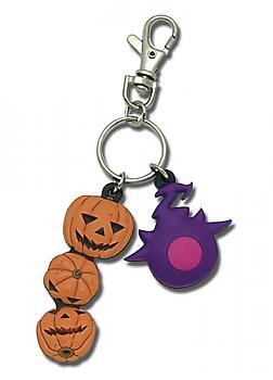 Soul Eater Key Chain - Blair's Pumpkins and Kishin