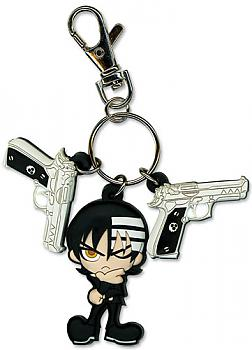 Soul Eater Key Chain - Chibi Death the Kid