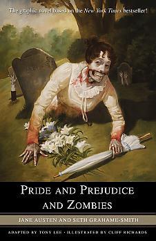 Pride And Prejudice And Zombie Manga