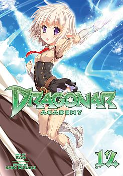 Dragonar Academy Manga Vol. 12