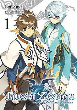 Tales of Zestiria Manga Vol. 1