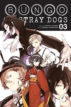 Bungo Stray Dogs Manga Vol.   3