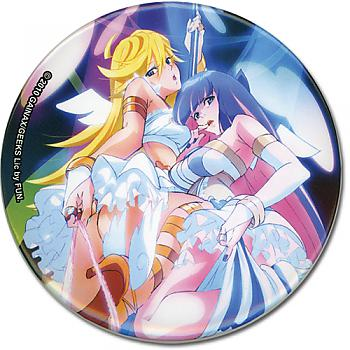 Panty & Stocking 3'' Button - Panty and Stocking