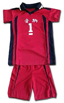 Haikyu!! Costume - Nekoma #1 Uniform (XL)