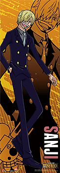 One Piece Wall Scroll - Sanji New World [TALL]