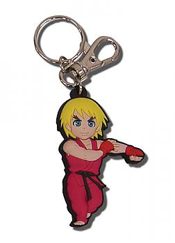 Street Fighter IV Key Chain - SD Ken