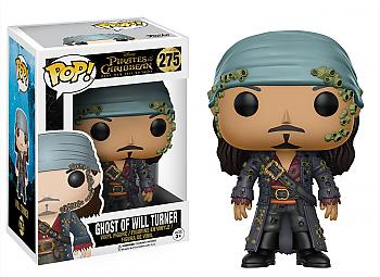 Pirates of the Carribbean: Dead Men Tell No Tales POP! Vinyl Figure - Ghost of Will Turner (Disney)