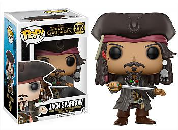 Pirates of the Carribbean: Dead Men Tell No Tales POP! Vinyl Figure - Jack Sparrow (Disney)