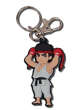 Street Fighter IV Key Chain - SD Ryu