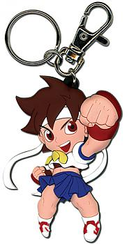 Street Fighter Key Chain - Sakura