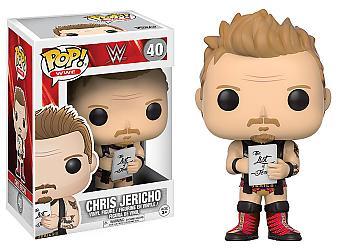 WWE POP! Vinyl Figure - Chirs Jericho
