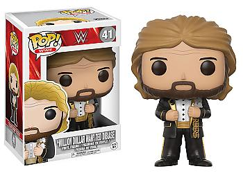 WWE POP! Vinyl Figure - Mill Dollar Man Old School