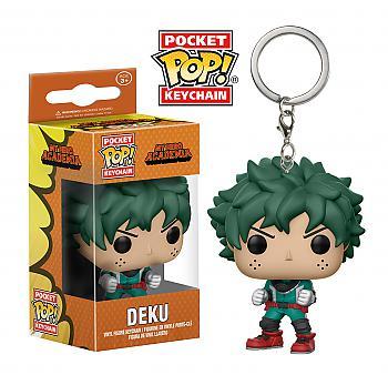 My Hero Academia Pocket POP! Key Chain - Deku
