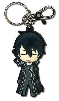 Sword Art Online Key Chain - Chibi Kirito Crying