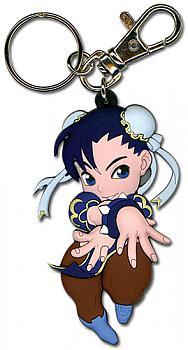 Street Fighter Key Chain - Chun-Li