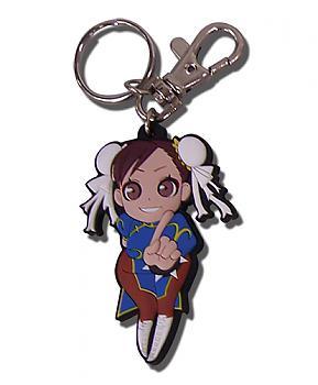 Street Fighter IV Key Chain - SD Chun-Li