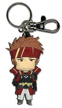 Sword Art Online Key Chain - Chibi Klein Confused