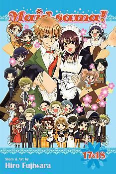 Maid Sama! Omnibus Manga Vol.   9